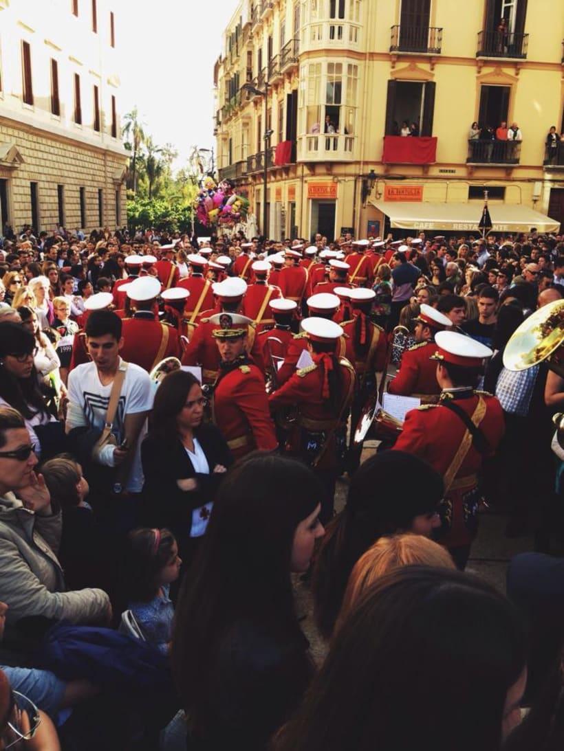 Semana Santa Málaga.  -1