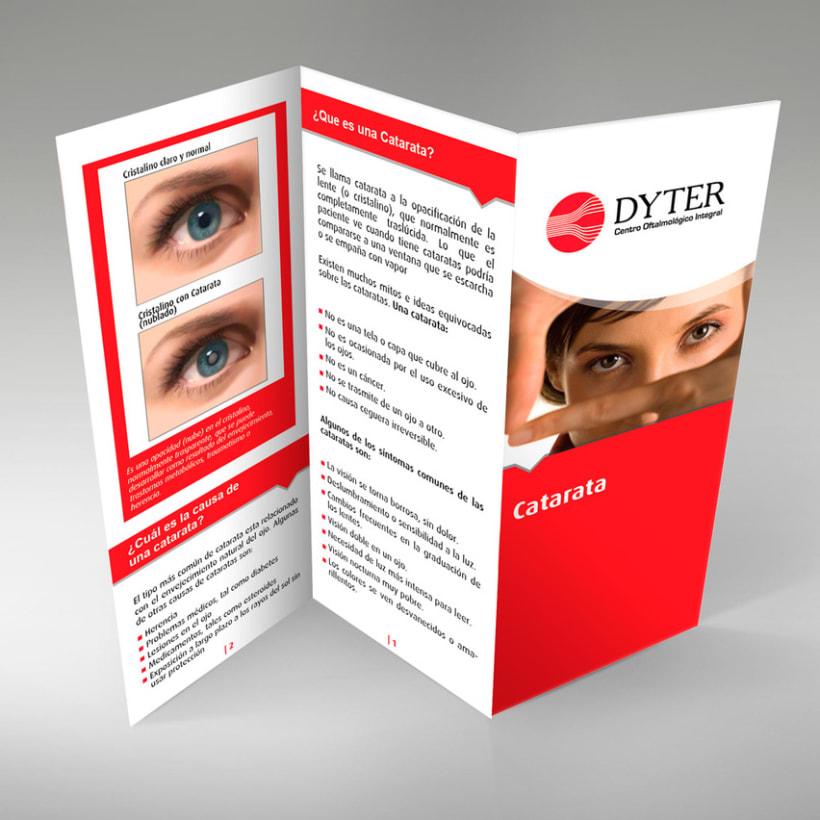 DYTER - Diseños Para instituto Oftalmológico 0