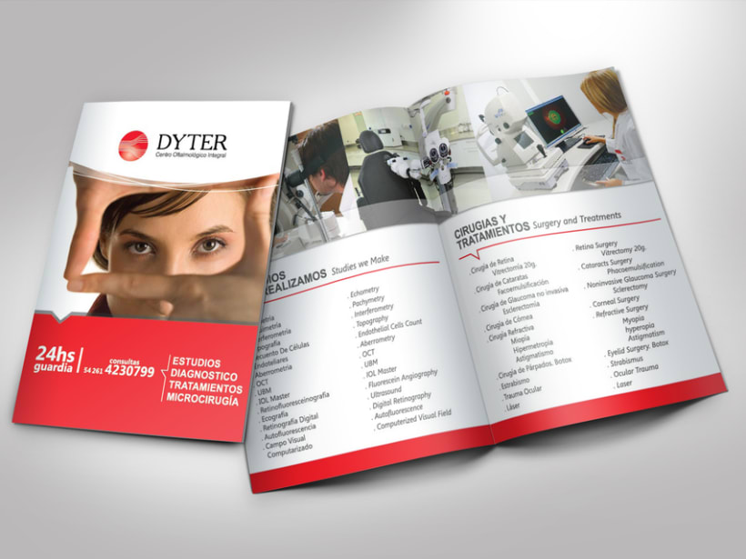 DYTER - Diseños Para instituto Oftalmológico 2