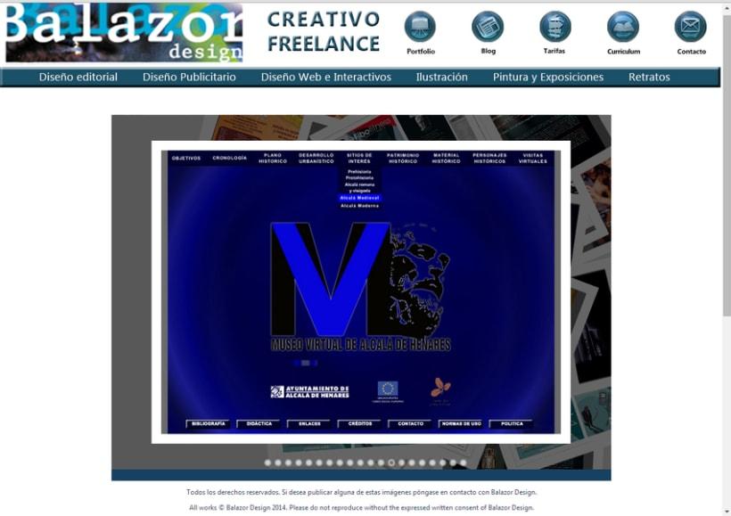 Balazor Design / Creativo freelance -1