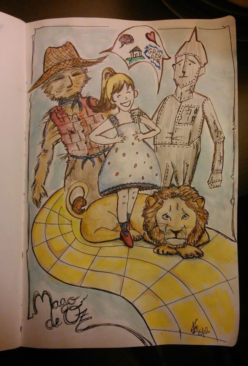 Sketch Book -1