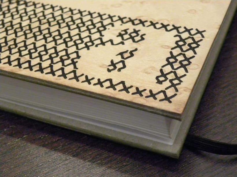 Cuadernos Wood 0
