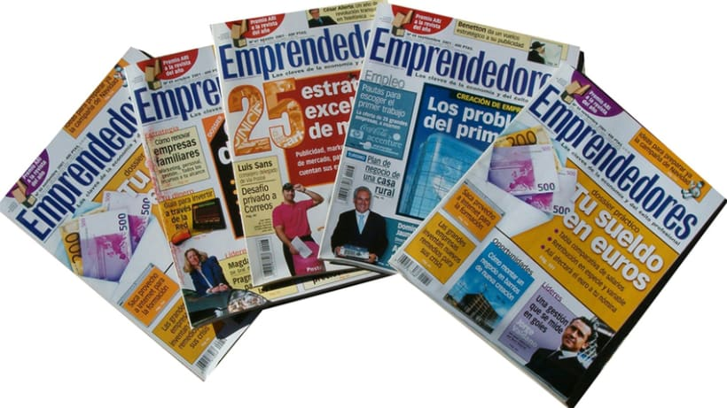 Maquetación de Revistas y libros 4