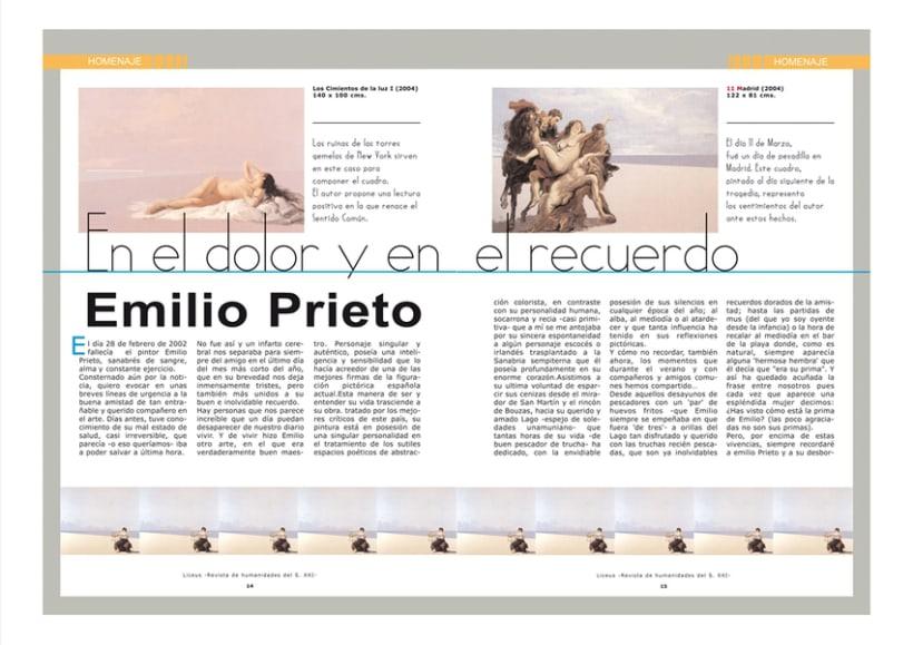 Maquetación de Revistas y libros 11