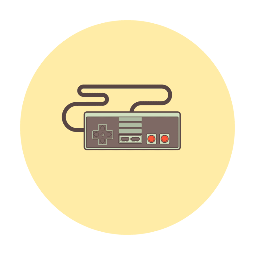 Nintendo controllers -1