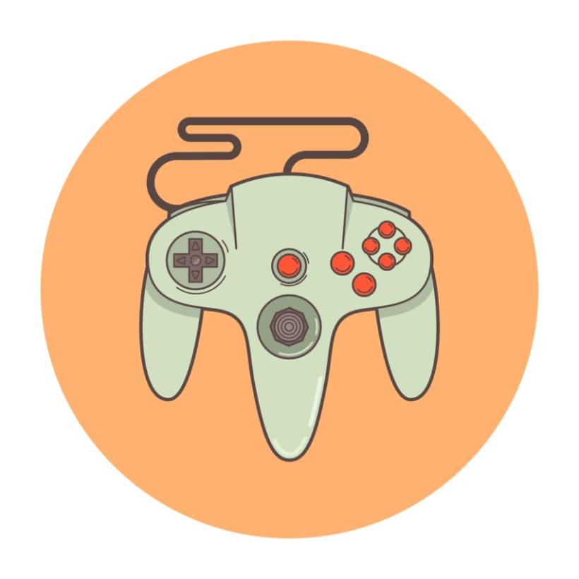 Nintendo controllers 1
