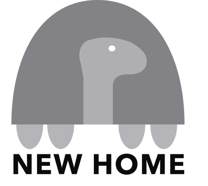Logotipo New Home (Tienda de mascotas) -1