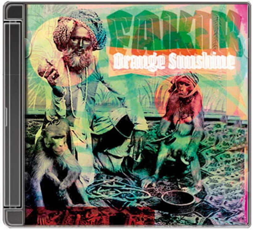 CD *ORANGE SUNSHINE 0