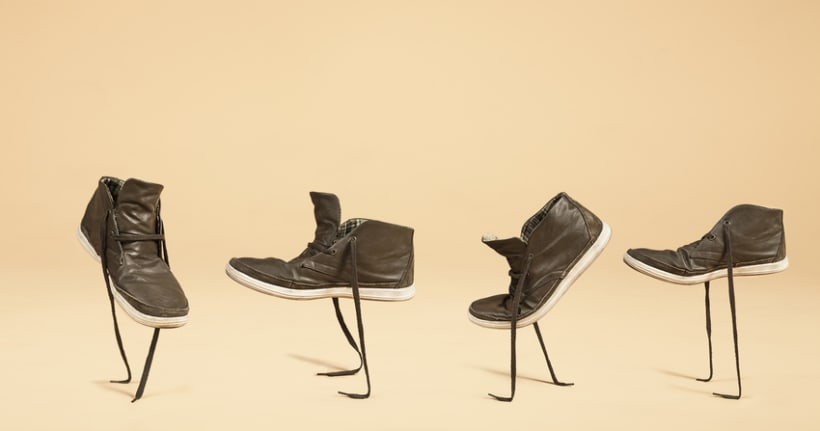 Walking Shoes -1
