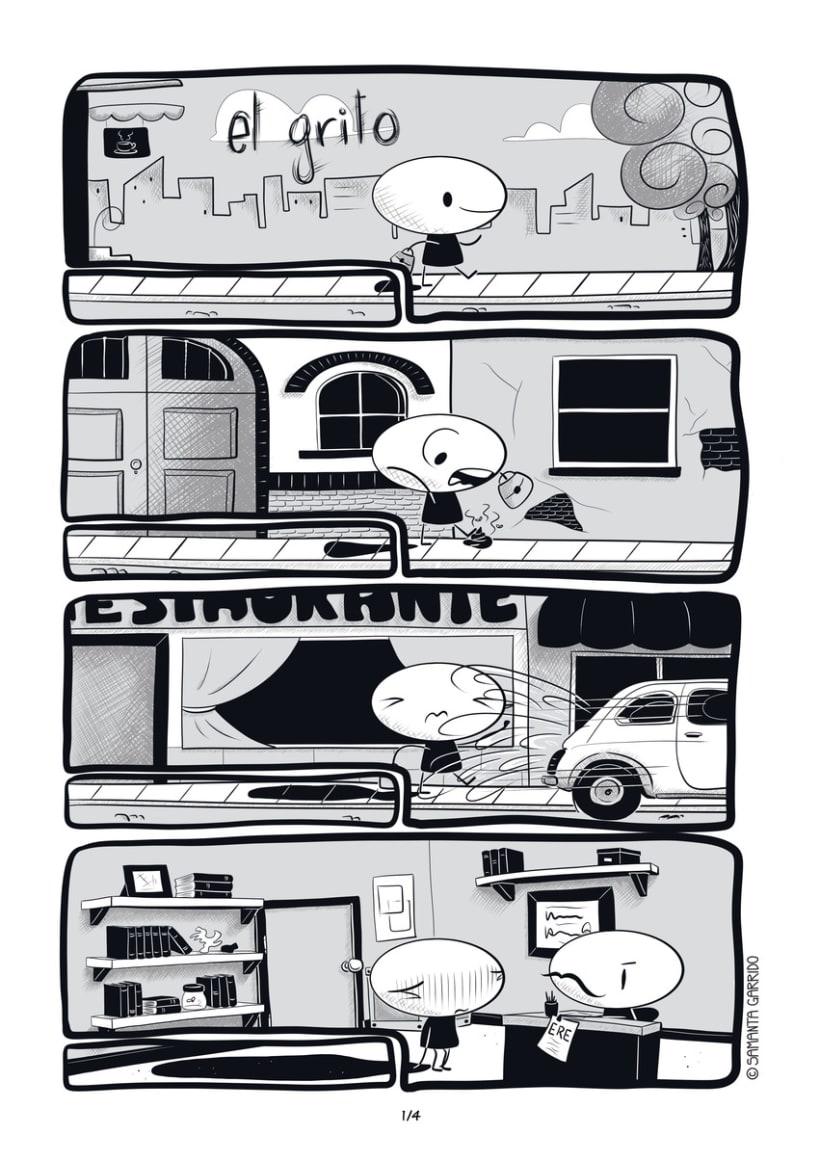 El Grito (cómic) -1