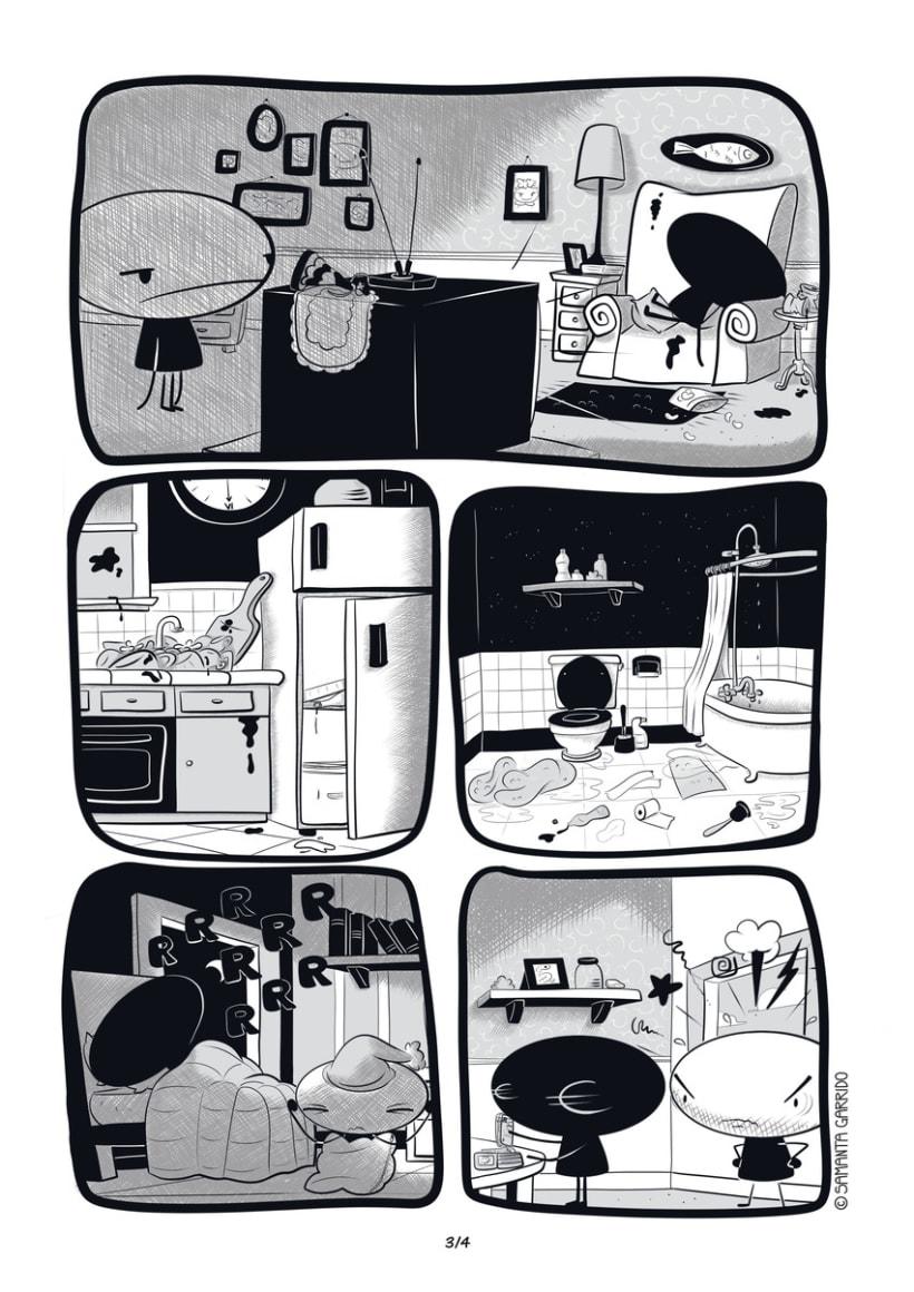El Grito (cómic) 1