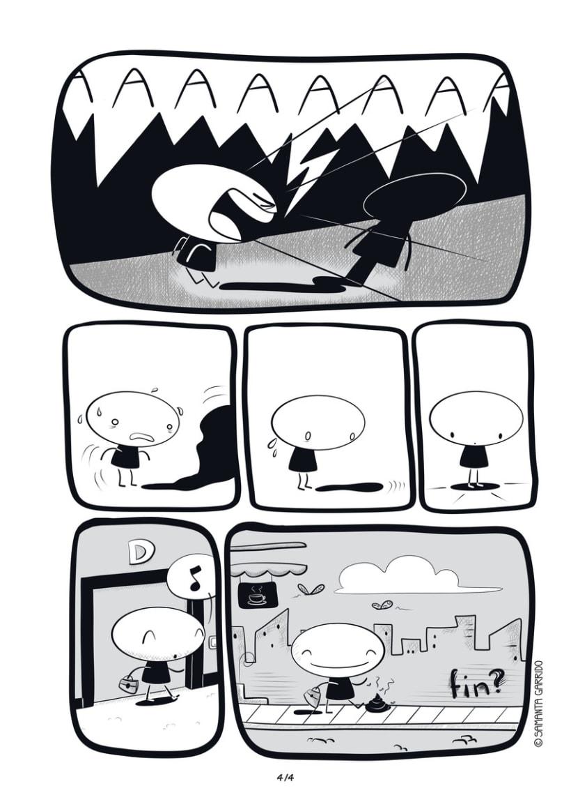 El Grito (cómic) 2