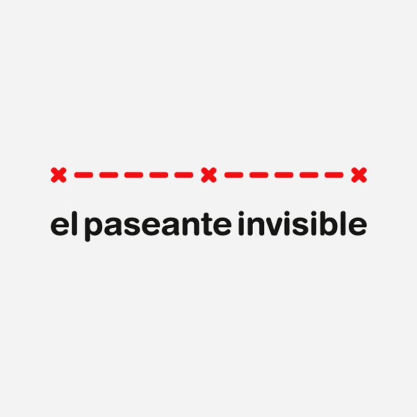 El paseante invisible 0