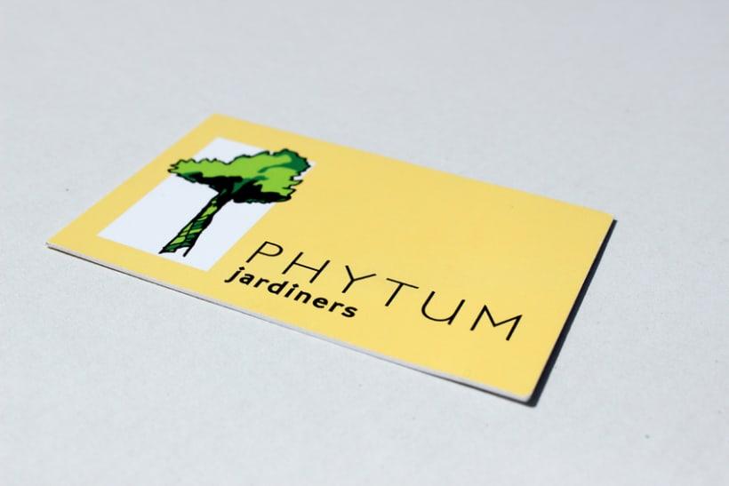 Phytum: identitat corporativa 3