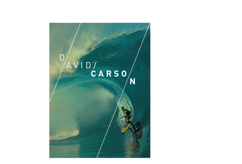 Maquetación David Carson 0