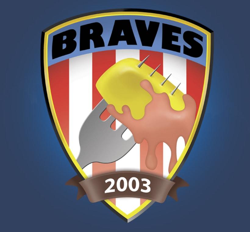 Braves 0