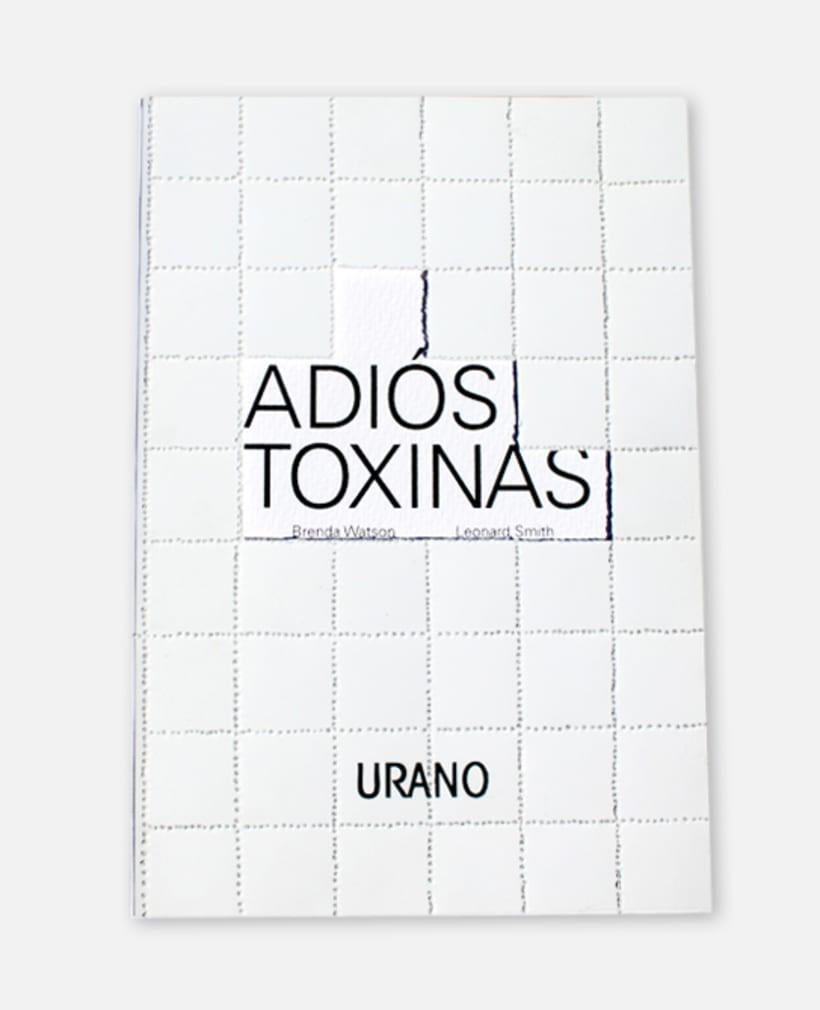 Adiós Toxinas: (Re)disseny editorial 1