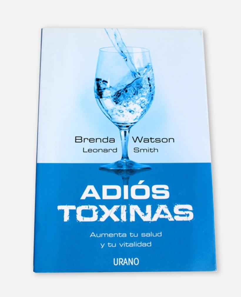 Adiós Toxinas: (Re)disseny editorial 5