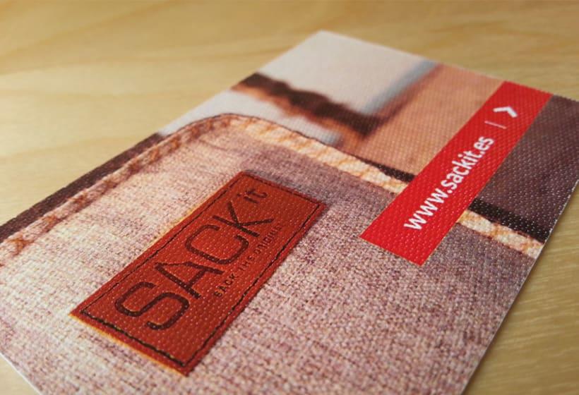 Sackit españa | branding + aplicaciones 0