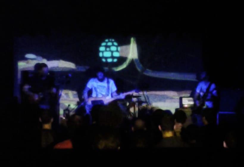 Vj set | Fura Aloud music festival BCN 1