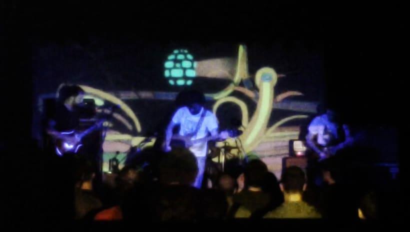 Vj set | Fura Aloud music festival BCN 4