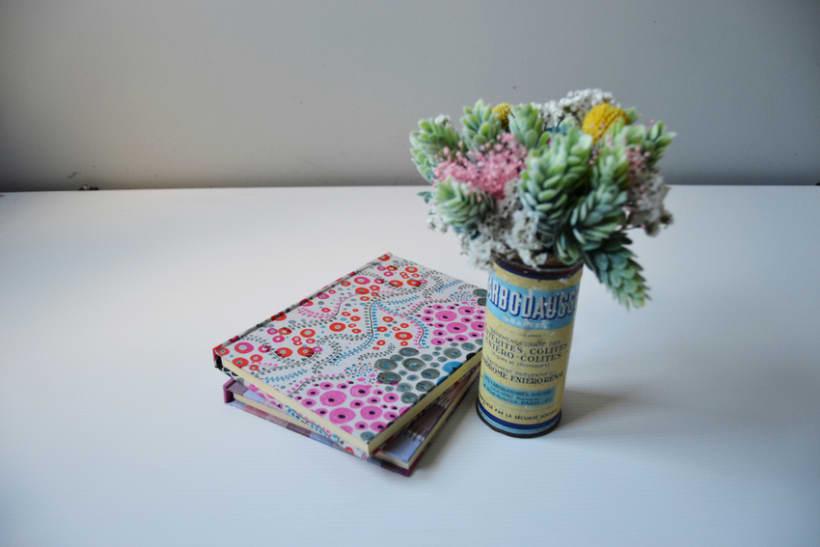 Cuadernos entelados 7