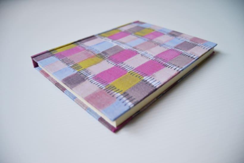Cuadernos entelados 11