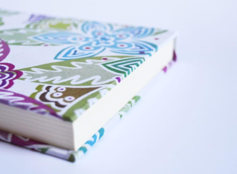 Cuadernos entelados 17