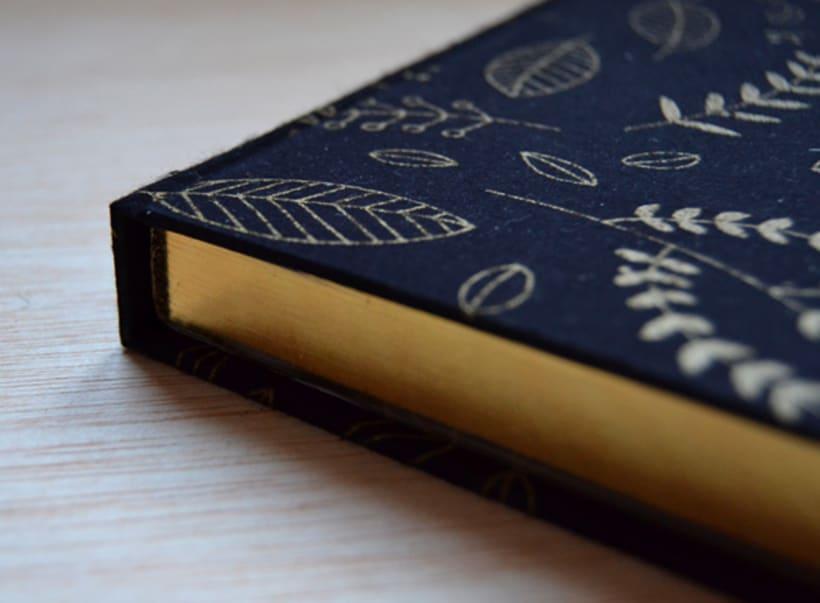 Cuadernos entelados 23