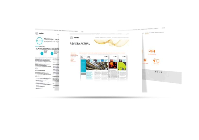 IndraCompany.com - Página oficinal de Indra -1