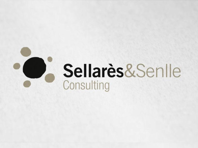 Logotipo consultoría Sellarès & Senlle -1