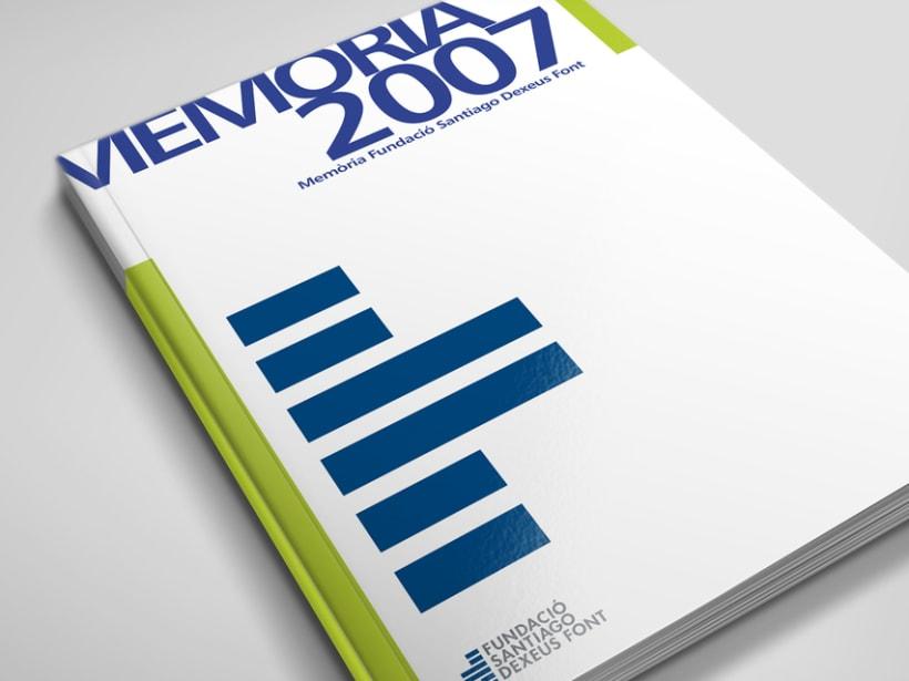 Propuesto de diseño para la nueva imagen de la cínica Dexeus. 4