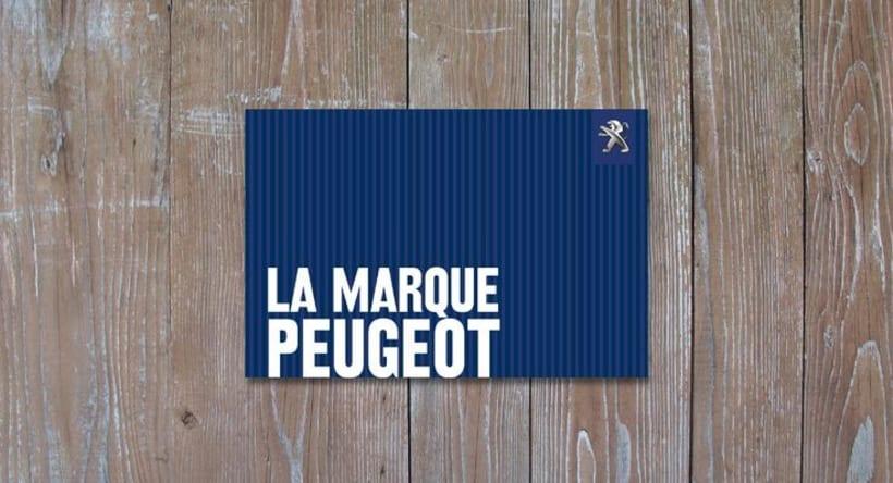 La Marque Peugeot 0