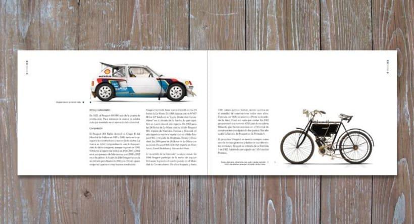 La Marque Peugeot 3