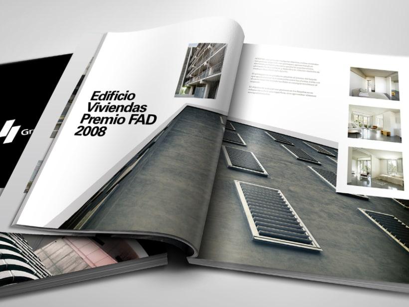 Catálogo constructora Atefor. -1