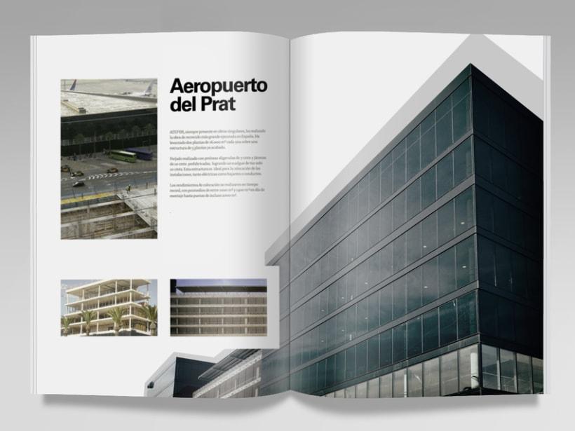 Catálogo constructora Atefor. 0
