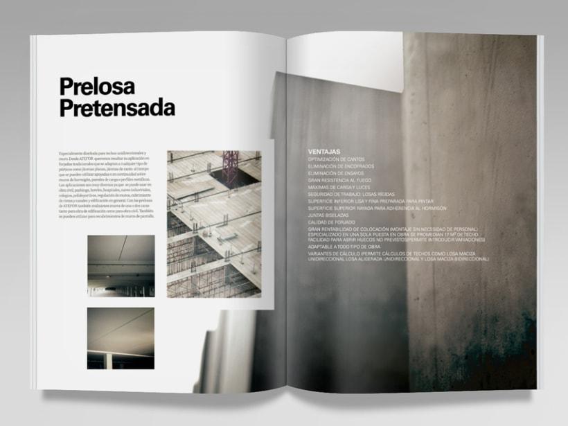 Catálogo constructora Atefor. 2