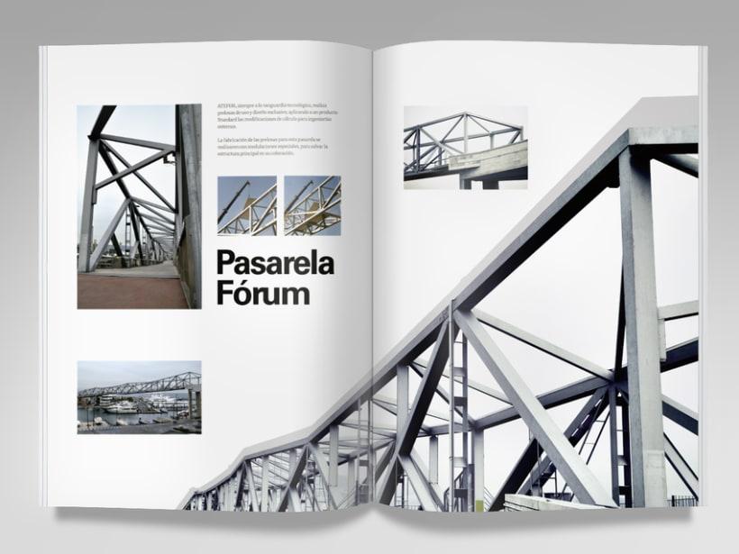 Catálogo constructora Atefor. 4