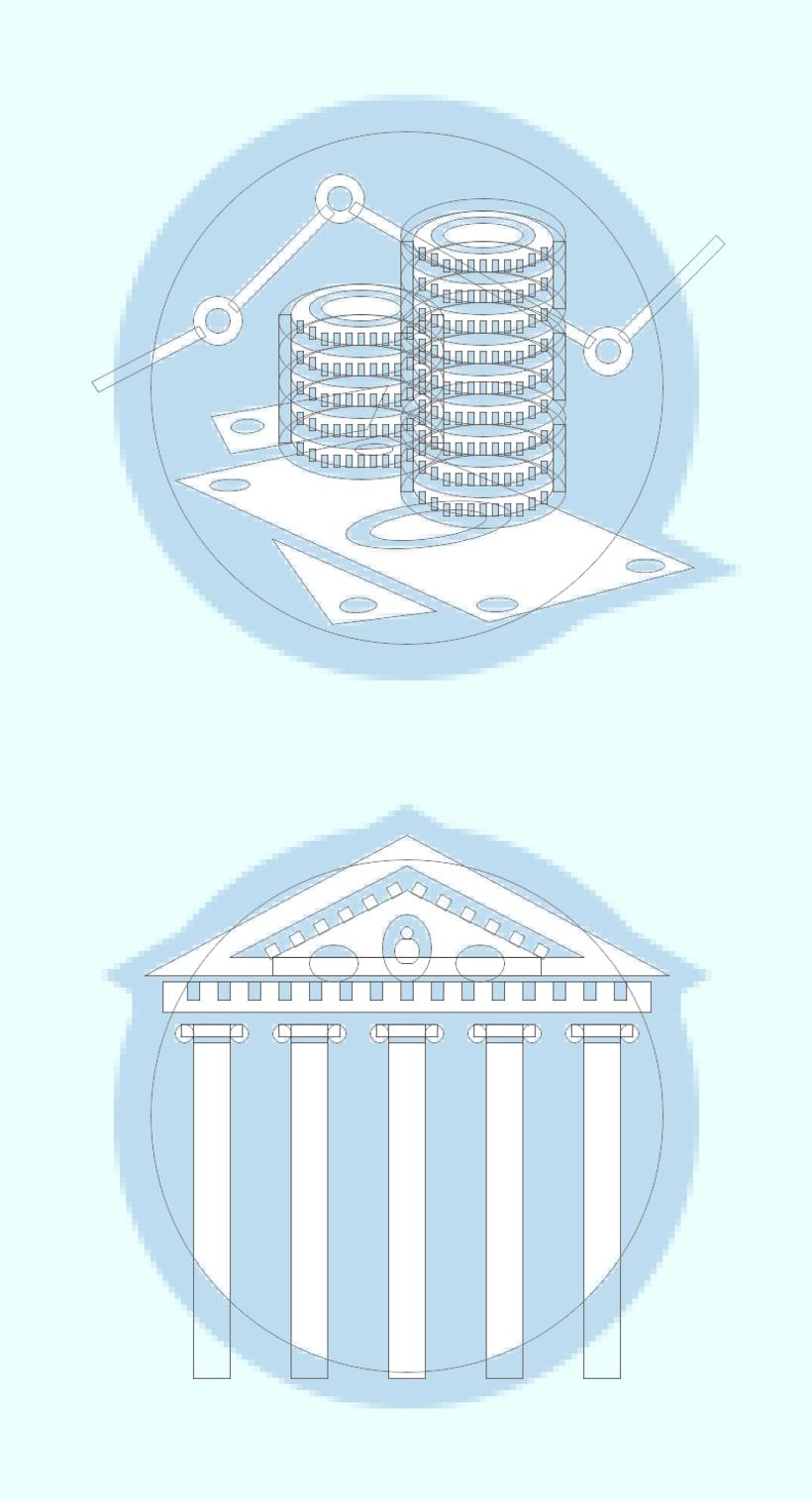Iconos de Sectores Empresariales 4
