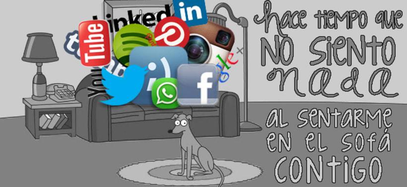 Campaña en vídeo para el Cabildo de Fuerteventura: jóvenes y redes sociales 2