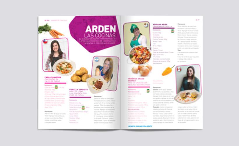 Ui. Unilever Magazine. Cono Sur 6