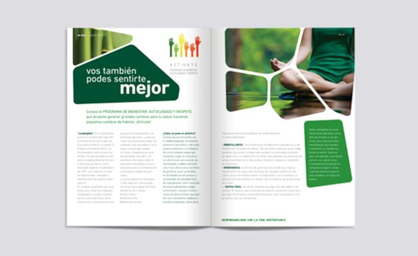 Ui. Unilever Magazine. Cono Sur 4