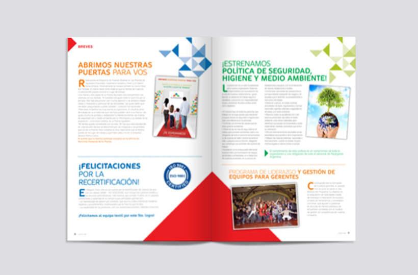 Lazos. Alpargatas Magazine 3
