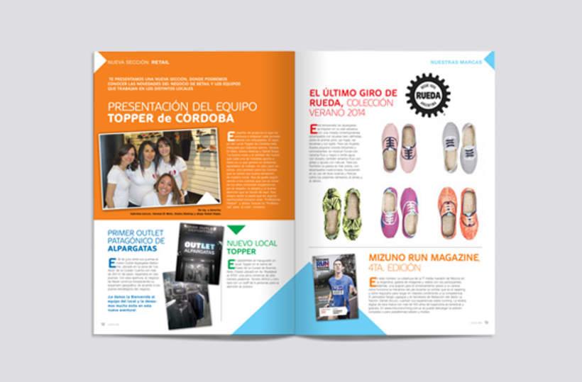 Lazos. Alpargatas Magazine 4