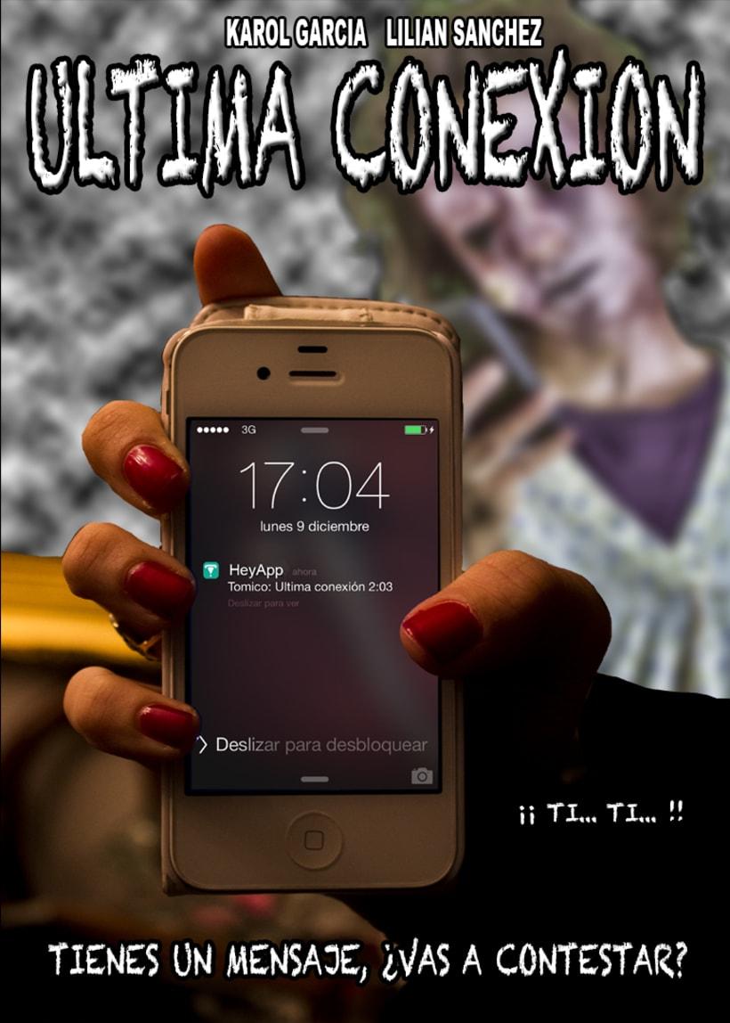 """Corto """"Ultima conexion"""" 0"""