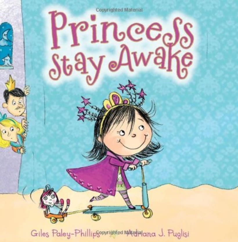 Princess's stay awake  -1