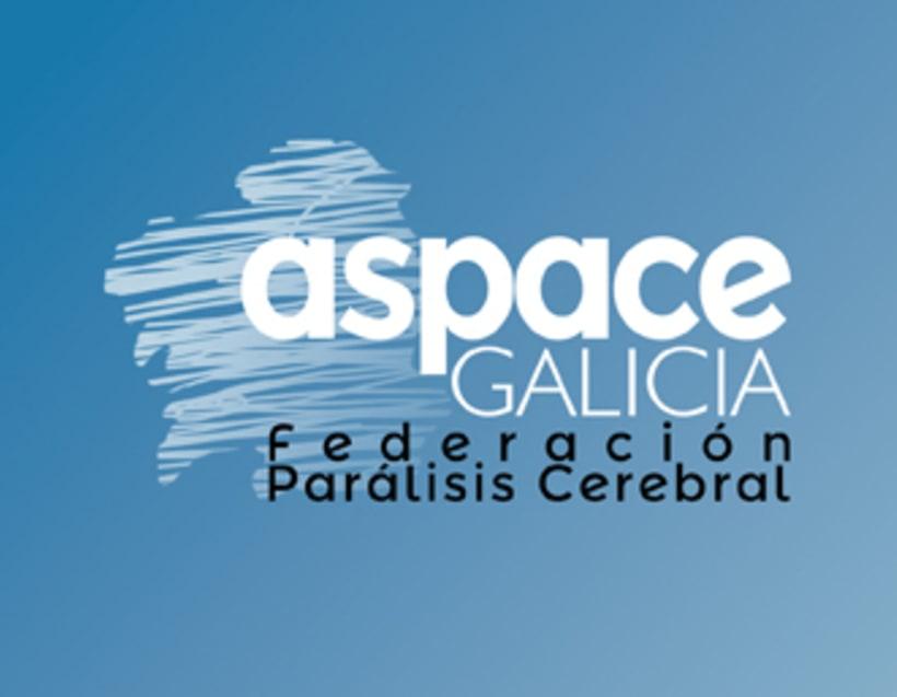 Imagen corporativa de la empresa ASPACE-Galicia 4