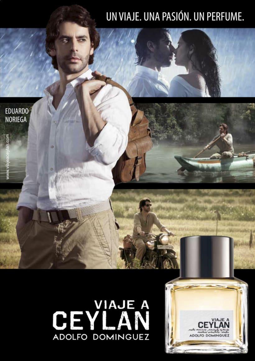 VIAJE A CEYLAN: Un viaje.Una pasión.Un perfume 0