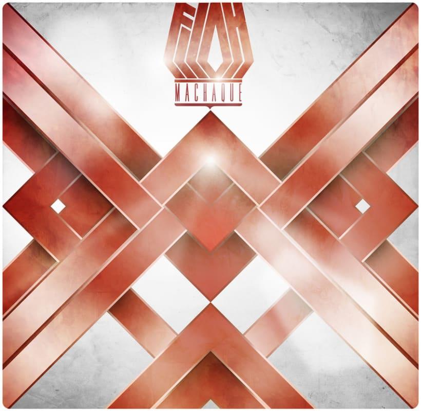 Diseño de disco ''Machaque'' de Filoh -1