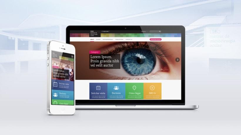 IMO Corporate Site 0